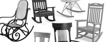 Off The Rocker: A Brief History Of One Of America's Favorite Chairs ...