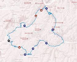 le tour du mont blanc cyclo cyclotourisme les saisies