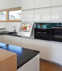 tv dans cuisine cuisine rv meilleures images d inspiration pour votre design de maison