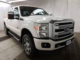 100 Truck Country Davenport Ia PreOwned 2014 Ford Super Duty F250 SRW Platinum Crew Cab Pickup In