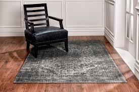 orient dune leicht zu reinigender teppich wohnzimmer schlafzimmer grau 160 x 230 cm esa home