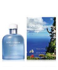 Dolce Gabbana Light Blue Beauty of Capri 4 2oz 125ml for Men