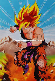 A3 Size Posters 165x115 Dragon Ball Son Goku