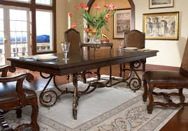 10 Von Furniture Cromwell Formal Dining Room Set Dining Room Table