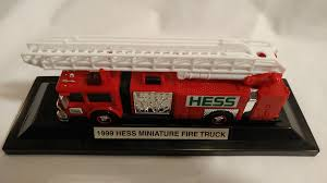 HESS MINIATURE FIRE TRUCK 1999 Hess Truck With Space Shuttle Donated By Wpbs Supporter Buy It 6 Case Fresh And With Sallite Hess Toy Truck Review Mogo Youtube Trucks For Sale Colctibles Paper Shop Free Classifieds 3 Trucks Nib Minia Firetruck 2004 2014 Combo 1 The Anniversary Collection Jackies Store Toyvehicle Hash Tags Deskgram Amazoncom 1996 Emergency Ladder Fire Toys 5 H X 15 W 35 L Wildwood Antique Malls Colctible Space Shuttle Sallite Toy And New Mint Ebay