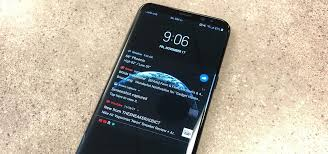 Galaxy S8 Oreo Update Samsung Adds Transparent Notifications to