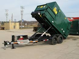 Roll Off Trailers, Hoists & Dumpsters | Customers Call EZrolloff
