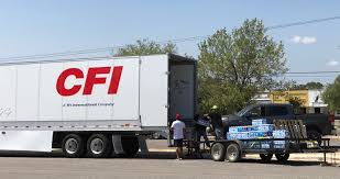 100 Trillium Trucking CFI Others Step Up To Help With Harvey Recovery FreightWaves