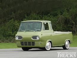 100 Ford Econoline Truck 1962 E100 Deluxe Cab Hot Rod Network