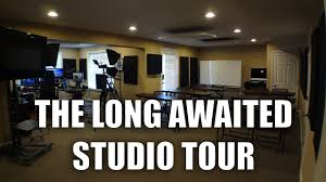 100 Level Studio The Long Awaited Tour Of The Next SSSVEDA VLOG 107