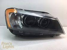 headlights for 2012 bmw x3 ebay