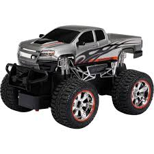 100 New Bright Rc Truck Neil Kravitz 124 Chevy Colorado Radiocontrolled