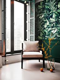 New York Concept House On Behance Green Decor Ideas Pinterest