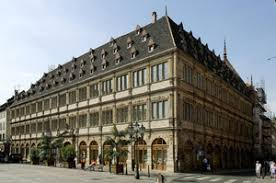 chambre de commerce et d industrie strasbourg hotel consulaire siege de la cci de strasbourg et du bas rhin et