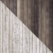 Image Is Loading Reversible Vinyl Distressed White And Gray Wood Floor