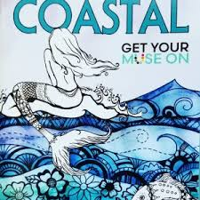 Color Your World Coastal Coloring Book