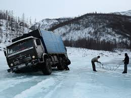 The Harrowing Life Of A Truck Driver On Siberia's 'ice Highway ... No Truck Driver Isnt The Most Common Job In Your State Marketwatch Truck Driving Job Transporting Military Vehicles Youtube Driving Jobs For Felons Selfdriving Trucks Timelines And Developments Quarry Haul Driver Delta Companies Inexperienced Jobs Roehljobs Whiting Riding Along With Trash Of Year To See Tg Stegall Trucking Co 2016 Team Or Solo Cdl Now Veteran Cypress Lines Inc Heavy
