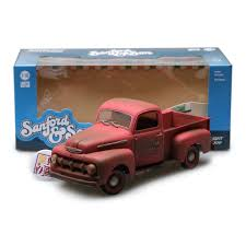 GreenLight 1:18 Sanford And Son (1972-77 TV Series) - 1952 Ford F-1 ... Sanford Son Truck Body 1241 From Parma Pse Cha With The Owners Of Original And Truck Blue S01e02 Video Dailymotion 5 Best Used Work Trucks For New England Bestride 1951 Ford F1 Hot Rod Network And Grady His Lady Cindy Ellison June 2012 Vintage Are A Thing Fordtruckscom Folk Art Rustic Style Metal Toy Pickup 51 Tv Show 21977 The Classic Hagerty Articles
