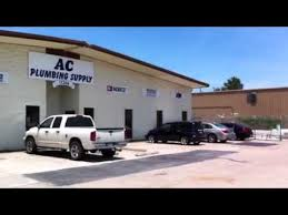 AC Plumbing Supply Inc Houston