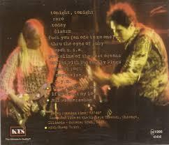 The Smashing Pumpkins Thirty Three by Music Art Vcl The Smashing Pumpkins Blackout 1995