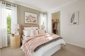 Modern Bedroom Interior Decoration Design Ideas 2017 Pastel Tones For Tender Atmosphere