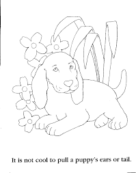 Coloring Pages Printable Holiday Simple For 12 Year Olds Dog Inspiration Animal Cute Picture Grass