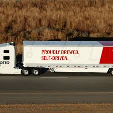 Uber's First Self-driven Truck Delivery Was A Beer Run - Recode