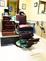 Emil J Paidar Barber Chair Headrest by Vintage Barber Chair Barbershop Salon Concept Design Pinterest