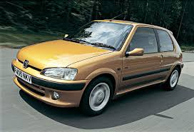 Peugeot 106 GTi review history prices and specs