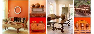 Antique Wood Tables Mexican Colonial Benches Doors Hacienda