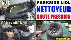 nettoyeur haute pression parkside lidl phd 100 1450w e2 test avis