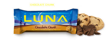 Luna Bar Chocolate Chunk