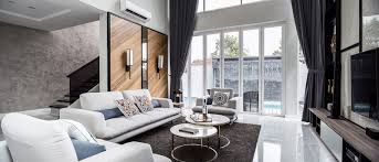 100 Bungalow Living Room Design Interior Private Alor Setar Kedah Malaysia