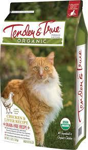 organic cat food tender true organic chicken liver recipe grain free cat