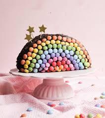 regenbogen schokokuchen mix dich glücklich thermomix