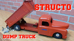 Vintage Structo Dump Truck TOY Restoration (1950s) - YouTube 1950s Structo Hydraulic Toy Dump Truck Vintage Light 992 Lot 569 Toys No7 City Of Toyland Pressed Steel Utility Farm White Colored Hard Plastic Lamb Accessory Corvantics Corvair95 Vintage Structo Toys Pressed Steel Truck And Trailer Model Antique Toy Livestock Vintage Metal Toy Wrecker Truck Oilgas Red Good Hilift High Lift Lever Action Blue And Yellow 1967 Turbine 331 Auto Transporter Wcars Ramp Colctibles Signs Gas Oil Soda