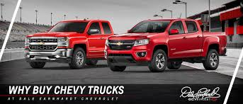 Why Buy A Chevy Truck In Newton, NC | Earnhardt Chevrolet