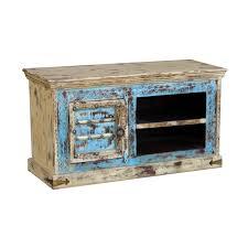 Modern Oak Corner TV Solid Wood Stand Cabinet Table Unit