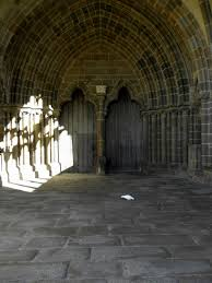 interieur sud 17 file dol de bretagne 35 cathédrale samson grand porche sud
