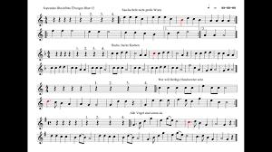 sopranino blockflöte für kinder blatt 12 60