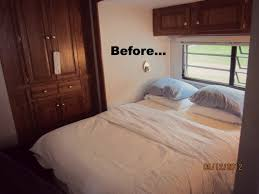 Trailer Bedroom Ideas Mobile Home Decorating Beach Style Makeover