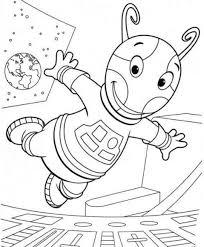Line Drawings Nick Jr Coloring Book