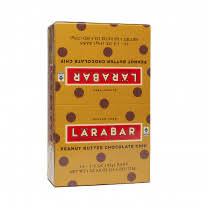 Peanut Butter Chocolate Chip Bars Larabar