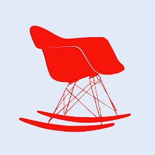 Eames Rocking Chair Red Patio Chairs Colorful Rocking Along A Covered Breezeway At Resort Eames Chair Rar Red Jack Post Childrens Rocker Amazoncom Henryy Rocking Chair Lazy Lunch Small Childs Isolated Stock Photo Image By Billiani In Lacquered Wood Chairs Oknwscom Midcentury Modern Charles For Herman Miller Design Form Oak