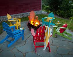 Navy Blue Adirondack Chairs Plastic by Polywood Adirondack Chair