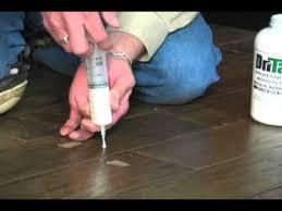 Squeaky Wood Floor Screws by Dritac Engineered Wood Floor Repair Kit Youtube