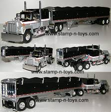 Custom Tractor Trailers All Manufacturers | Stamp-n-Toys Nascar Truck Trailer Greg Biffle Nascar Authentics Toy Youtube Custom Tractor Trailers All Manufacturers Stampntoys Nacfe Issues Confidence Report On Solar Panels For Trucks Amazoncom Mega Big Rig Semi 24 Childrens Wooden Creative Jae 116 Bruder Fliegl Triaxle Low Loader And Dolly Moores Farm Toys Peterbilt Vehicle With Lowboy Set Handmade European Happy Go Ducky For Fun A Dealer 1970s Sears Roebuck Company Collectors Weekly