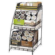 4 Box Wire Storage Rack