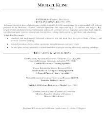 Resume Profile Samples Service On A Personal Summary Examples For Sample This Is