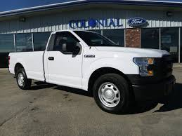 2015 Ford F-150 Regular Cab XL 2 Wheel Drive 8 Foot Bed In Oxford ...